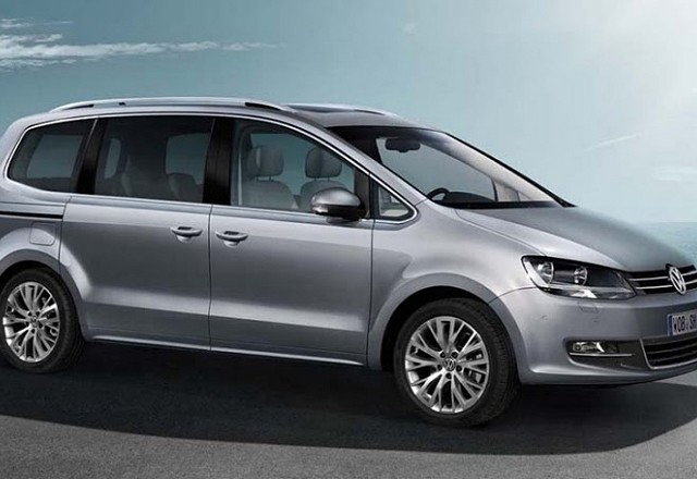 VW Sharan MPV